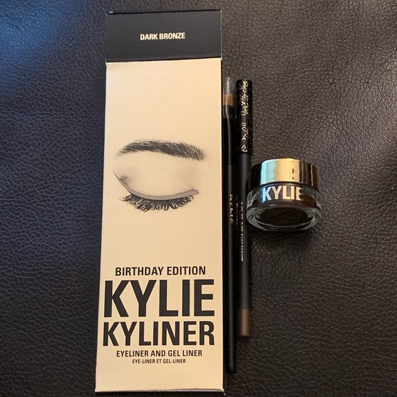 Kylie Cosmetics Other - Kylie Cosmetics Kyliner (Pencil and Gel)